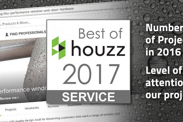 Houzz Awards 2017