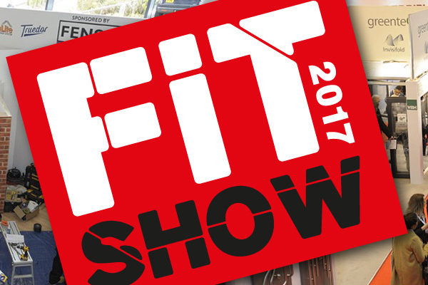 Blu at the FIT Show