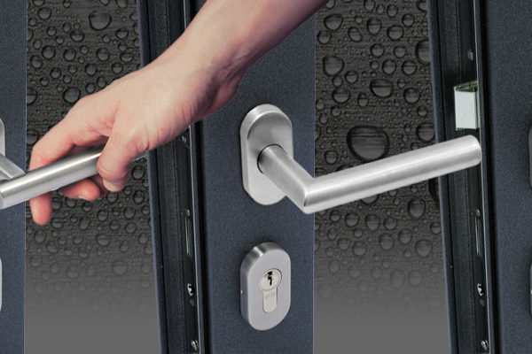 Time to give blu's contemporary lever handles a turn...