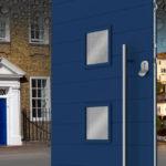 blu blog Cylinder Pull handles
