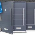 blu Contemporary suited door hardware