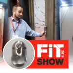 blu at the Fit Show 2019
